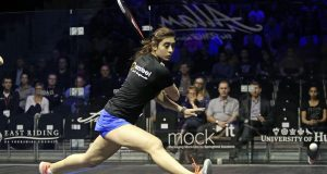 I'll give it everything says Nour El Sherbini