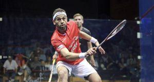 Mazen Hesham back in style as Mohamed ElShorbagy turns on the power