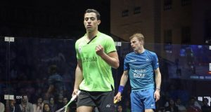 Fares Dessouky topples Nick Matthew in El Gouna first round