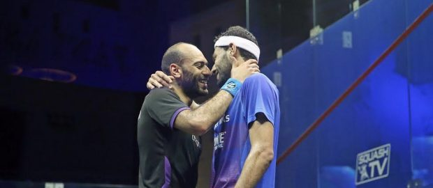 Oh brother! Marwan takes out Mohamed in El Gouna