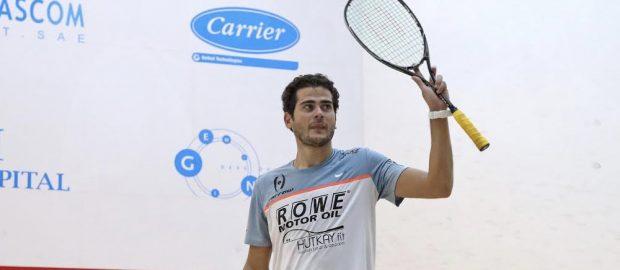 Karim Gawad meets Tarek Momen in Houston final