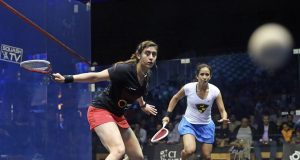 Nour El Sherbini meets Raneem El Welily: It will be one El of a World final