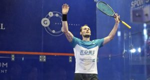 Gregory Gaultier cuts Karim Gawad down to size in El Gouna final
