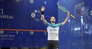 Gregory Gaultier back at Bellevue for PSA spectacular