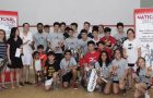 Four Singapore titles for Vivian Rhamanan and Mao Shi Hui