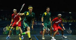 12 nations compete in World Doubles
