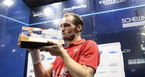 Un-Hoppable Gregory Gaultier wins Grasshopper Cup