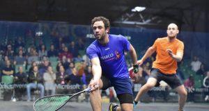 Ramy Ashour leads Egyptian trio through to PMI quarter-finals