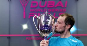 Gregory Gaultier meets Ali Farag in World Series Final opener in Dubai