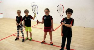 Revitalising Squash in Northamptonshire