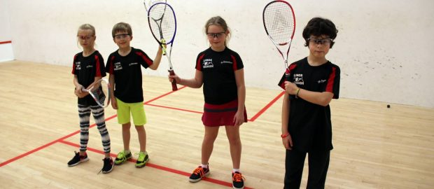 Revitalising Squash in Northamptonshire