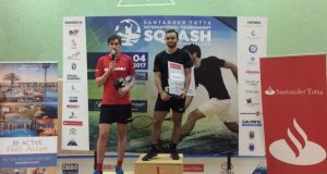 Josh Masters finishes runner-up to Youssef Soliman in Madeira