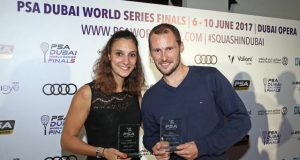 French double at PSA Awards