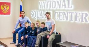 Russia proves that squash in Europe is growing fast