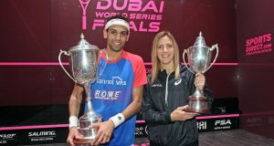 Mohamed ElShorbagy and Laura Massaro capture World Series Finals titles