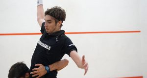 Local hero Josh Masters books place in Kent Open quarter-finals