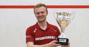 Joel Makin wins Kent Open title as Josh Masters runs out of steam