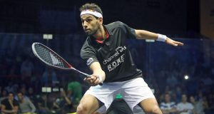 Mohamed ElShorbagy feels at home in Dubai for the World Series Finals