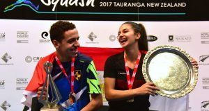 Egyptian double in World Juniors