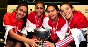 Egypt girls make it six in a row with World Junior Team title