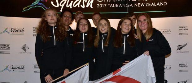 England juniors aim high in New Zealand