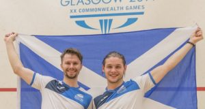 Kempsell and Moran topple world champs in Scottish Doubles final