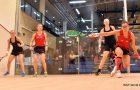 Dazzling World Doubles under way in Manchester