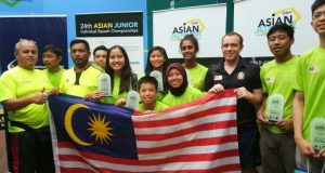 Jordan and Japan have first ever titles, Malaysia win big in Asian Juniors