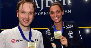 James Willstrop and Camille Serme win Euro titles