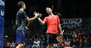 Open International de Squash de Nantes: Day of Disappointment for French Hopefuls