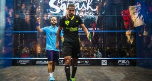 Marche, Mueller, Gilis and Moverley Claim Final Places at Open International de Squash de Nantes