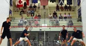 English pair win hardball World Doubles finals