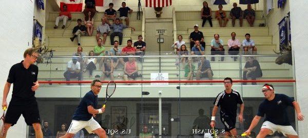 English pair win hardball World Doubles finals