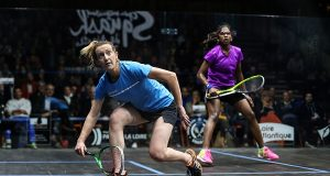 Top Seeds Seal Semis Spots on day two of Open International de Squash de Nantes