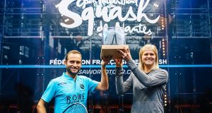 Marche and Moverley Claim Silverware in Nantes