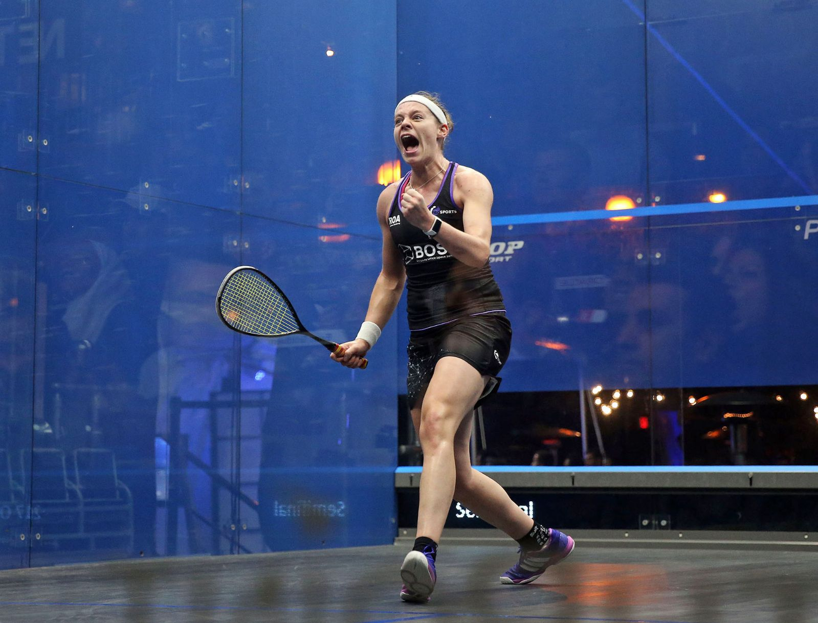 Image result for picture of Sarah-Jane Perry winning the oracle open 2018