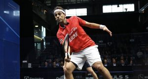 Mohamed ElShorbagy leads star-studded draw at Channel VAS Open