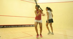 Hania El Hammamy dumped in Macau qualifiers