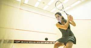 Yathreb Adel continues to upset in Macau