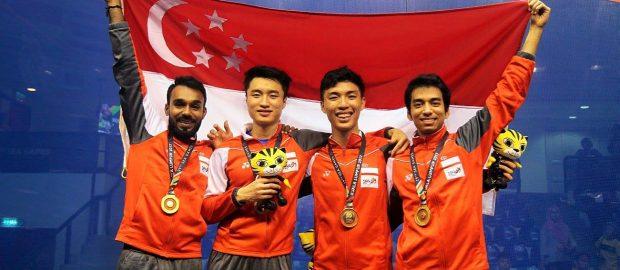 SEA Games : Singapore regain men's team title and Philippines chalk up historic win