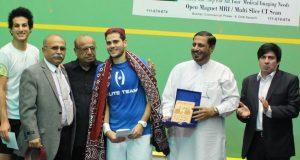 Pro squash events return to Pakistan