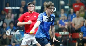 British Juniors: High quality in boys' finals