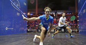 Sensation as Paul Coll takes out US Open top seed Karim Gawad