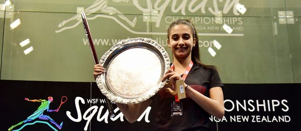 15 minutes with the World Junior Champion