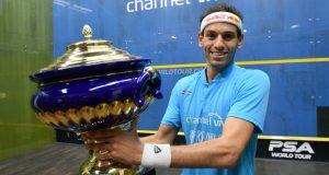 Mohamed ElShorbagy gets his way in Weybridge final
