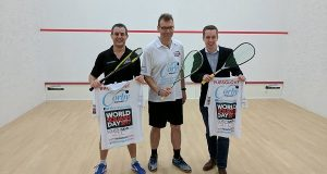 Corby campaign highlights need for more squash courts