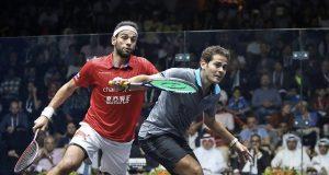 Karim Gawad glad to be back at scene of Qatar triumph