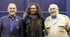 French Sports Minister supports squash