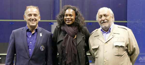 Squash Mad French Sports Minister Supports Squash Squash Mad