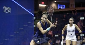 Joelle King topples reigning US Open champion Camille Serme